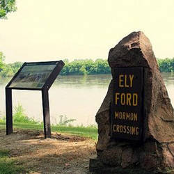 Ely Ford Mormon Crossing